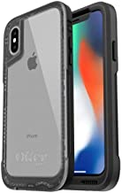 OtterBox Pursuit Series Case for Apple iPhone XS and iPhone X - Black / Clear