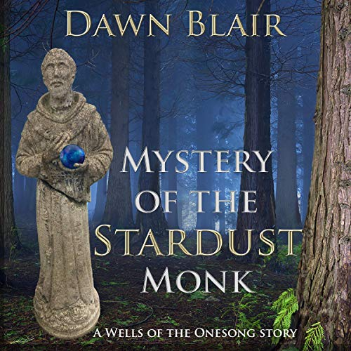 Mystery of the Stardust Monk  By  cover art