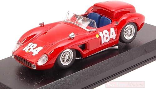 Art-Model AM0370 Ferrari 500 TRC N.184 1965 TAGLIAVIA-SEMILIA 1 43 DIE CAST kompatibel mit