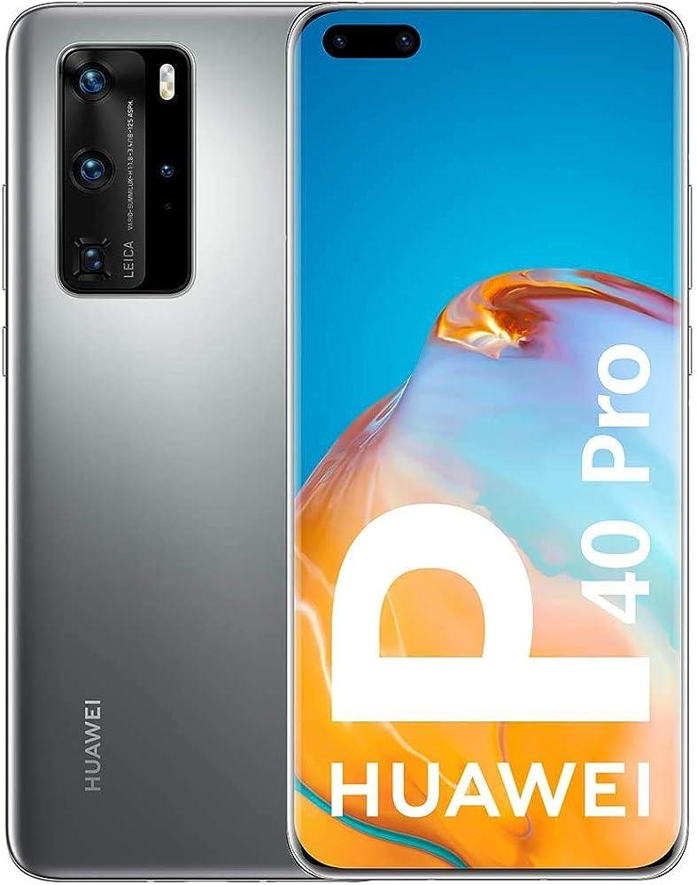 Huawei p40 pro - smartphone 256gb, 8gb ram, dual sim 51095CAG