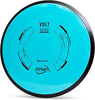 MVP Disc Sports Neutron Volt Disc Golf Driver (Colors May Vary)