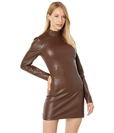 Bardot Harley PU Dress