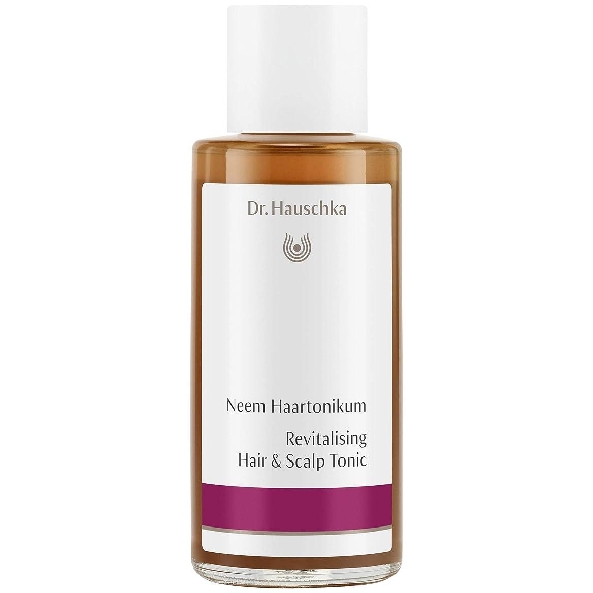 間違えたティッシュ教会[Dr Hauschka] Drハウシュカニームヘアローション100ミリリットル - Dr Hauschka Neem Hair Lotion 100ml [並行輸入品]