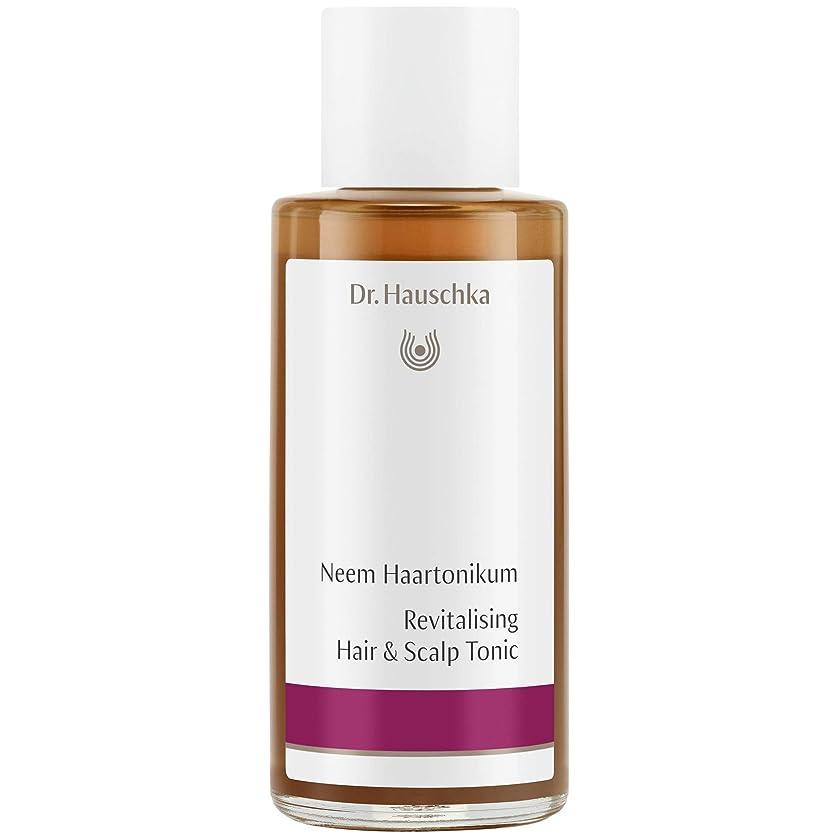 討論介入するドライ[Dr Hauschka] Drハウシュカニームヘアローション100ミリリットル - Dr Hauschka Neem Hair Lotion 100ml [並行輸入品]