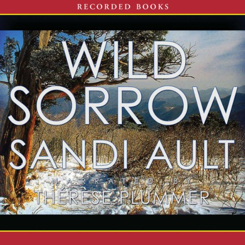 Wild Sorrow audiobook cover art