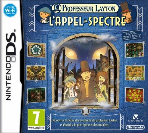 Preisvergleich Produktbild Third Party - Professeur Layton et l'appel du spectre Occasion [DS] - 0045496471576