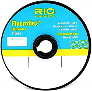 Rio Fly Fishing Tippet Saltwater Tippet 30yd 25Lb Fishing Tackle, Clear