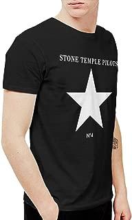 Valanza Stone Temple Pilots No Short Sleeve T-Shirt Black