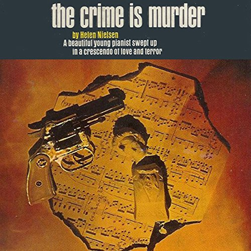 The Crime is Murder audiobook cover art