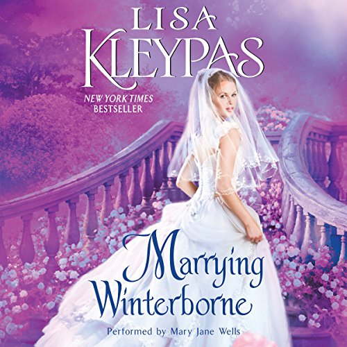 Marrying Winterborne                   De :                                                                                                                                 Lisa Kleypas                               Lu par :                                                                                                                                 Mary Jane Wells                      Durée : 10 h et 59 min     1 notation     Global 5,0