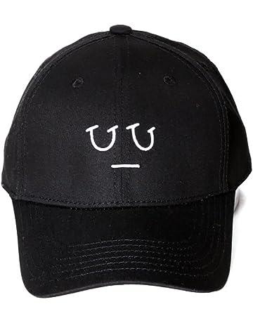 873d3b859d6248 ファッション メンズ キャップ レディース 帽子 スマイル 刺繍 夏 春 シンプル おしゃれ こなれ感 フェス 24時間