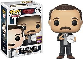 mr clarke stranger things pop