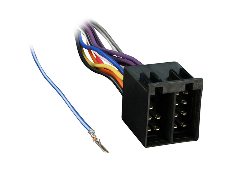 Amazon.com: Metra 70-9401 Radio Wiring Harness for M B /L R /Sprinter  94-Up: Car ElectronicsAmazon.com