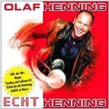 Songtexte von Olaf Henning - Echt Henning
