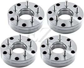 4 Wheel Adapters 6 Lug 5.5