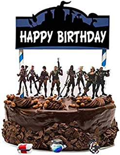 Astounding 10 Best Call Of Duty Birthday Cake Toppers Reviewed And Rated In 2020 Funny Birthday Cards Online Inifodamsfinfo