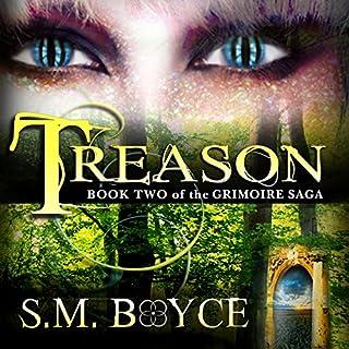 Treason audiobook cover art