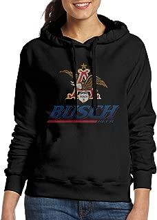 MUMB Women's Hoodie Faded Busch Black