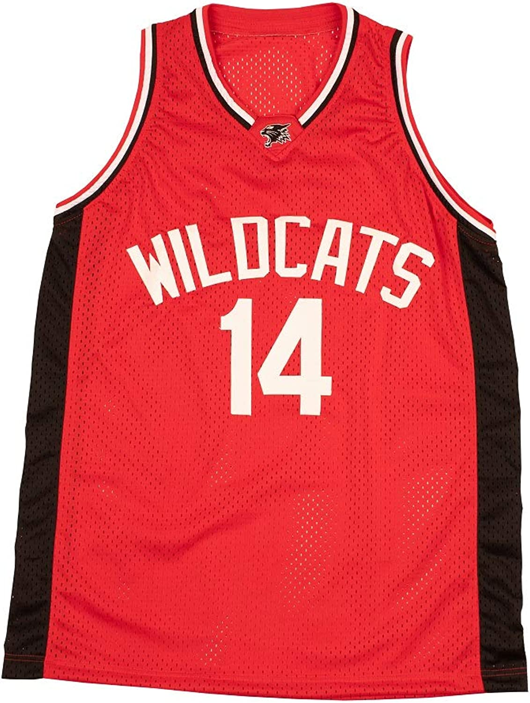 Boriz Zac E Troy Fort Worth Mall Bolton Luxury 14 East High Patch School B Wildcats Red