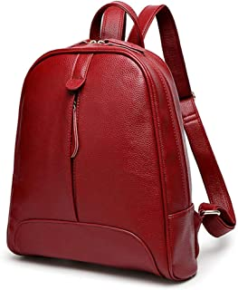 Mayanyan Korean Canvas Backpack Bag Mens College Wind Bag Trend Simple Casual Fashion Student Backpack