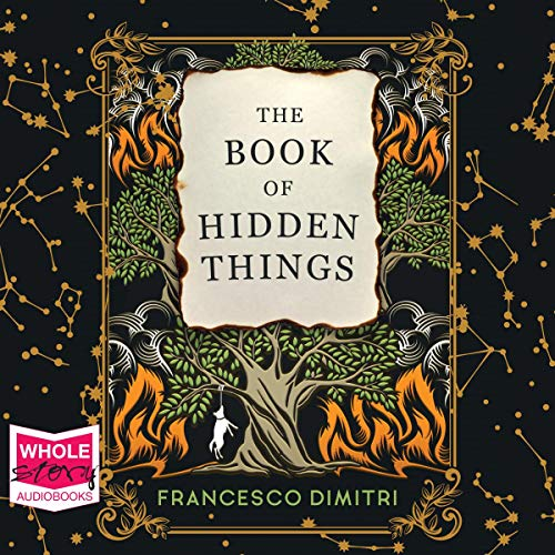The Book of Hidden Things cover art