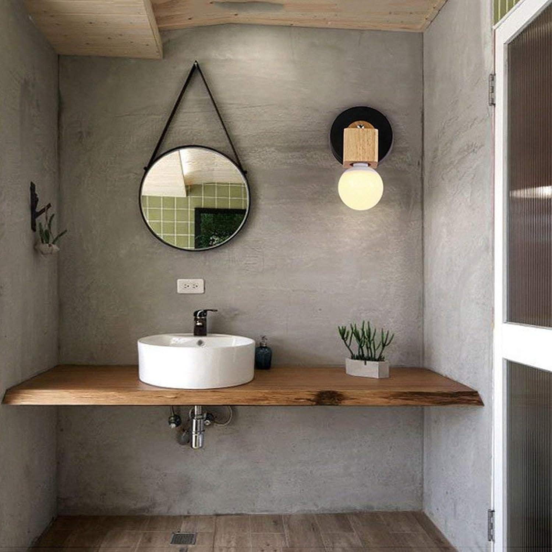 El nuevo outlet de marcas online. LXD Lámpara para el hogar Simple parojo de de de troncos creativos, dormitorio cálido Pasillo con balcón Balcón Sala de estar Parojo de pasillo  disfruta ahorrando 30-50% de descuento