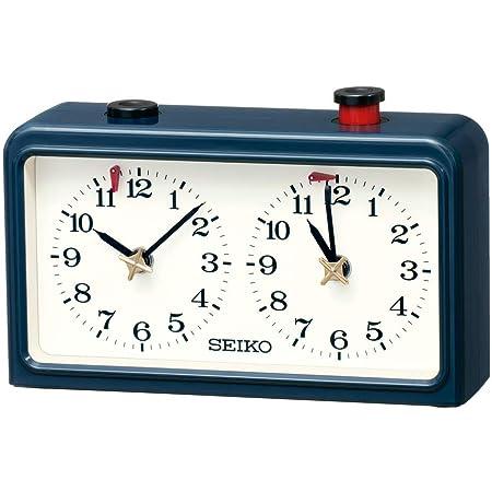 セイコークロック 対局時計 濃青 117x181x55mm BZ361L