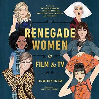 Renegade Women in Film and TV cover art