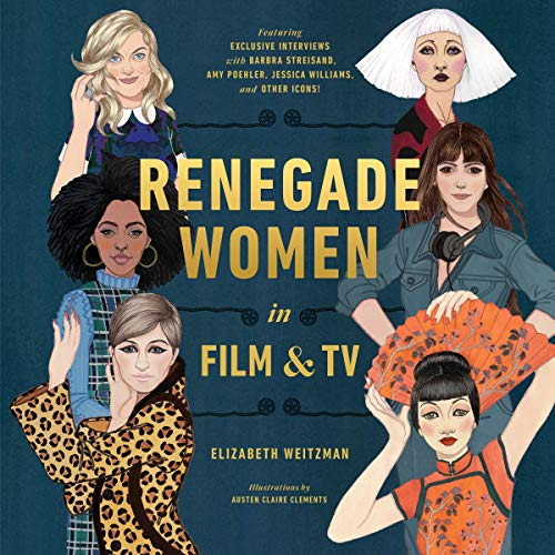 Renegade Women in Film and TV cover art