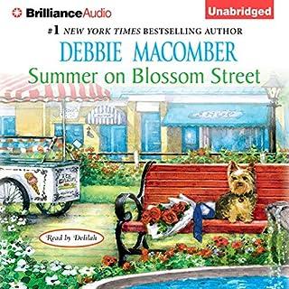 Summer on Blossom Street audiobook cover art