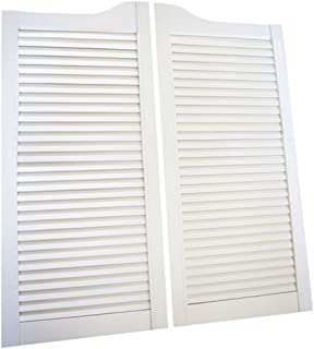 3068CLSCMNBBW 2 Panel 36X80 in. Bright White Dunbarton Corporation Dunbarton The Classic Metal Bi-Fold Door