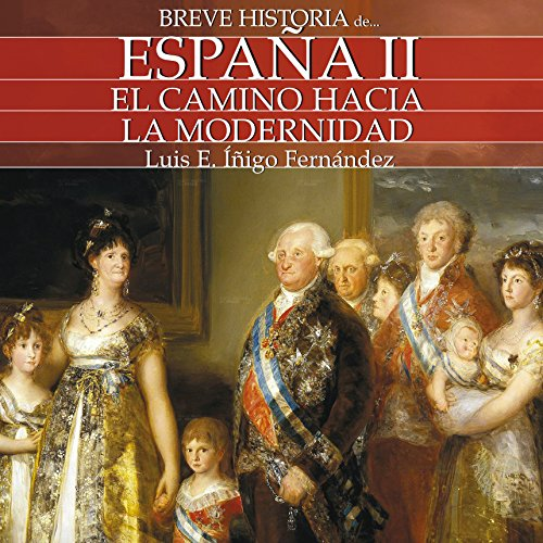 Breve historia de España II cover art