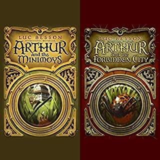 Arthur and the Minimoys & Arthur and the Forbidden City cover art