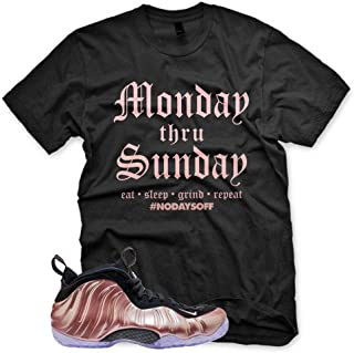 foamposite rose gold shirt
