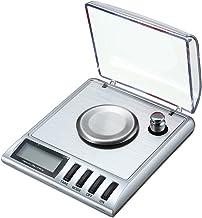 Hoosiwee Digital Báscula, Báscula de Joyería 20g 0.001g, Precisión Miligramos Escala, Función de Tara, Peso de Calibración