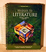 McDougal Littell Language of Literature: Teacher Edition Level 3 2002 0618118888 Book Cover