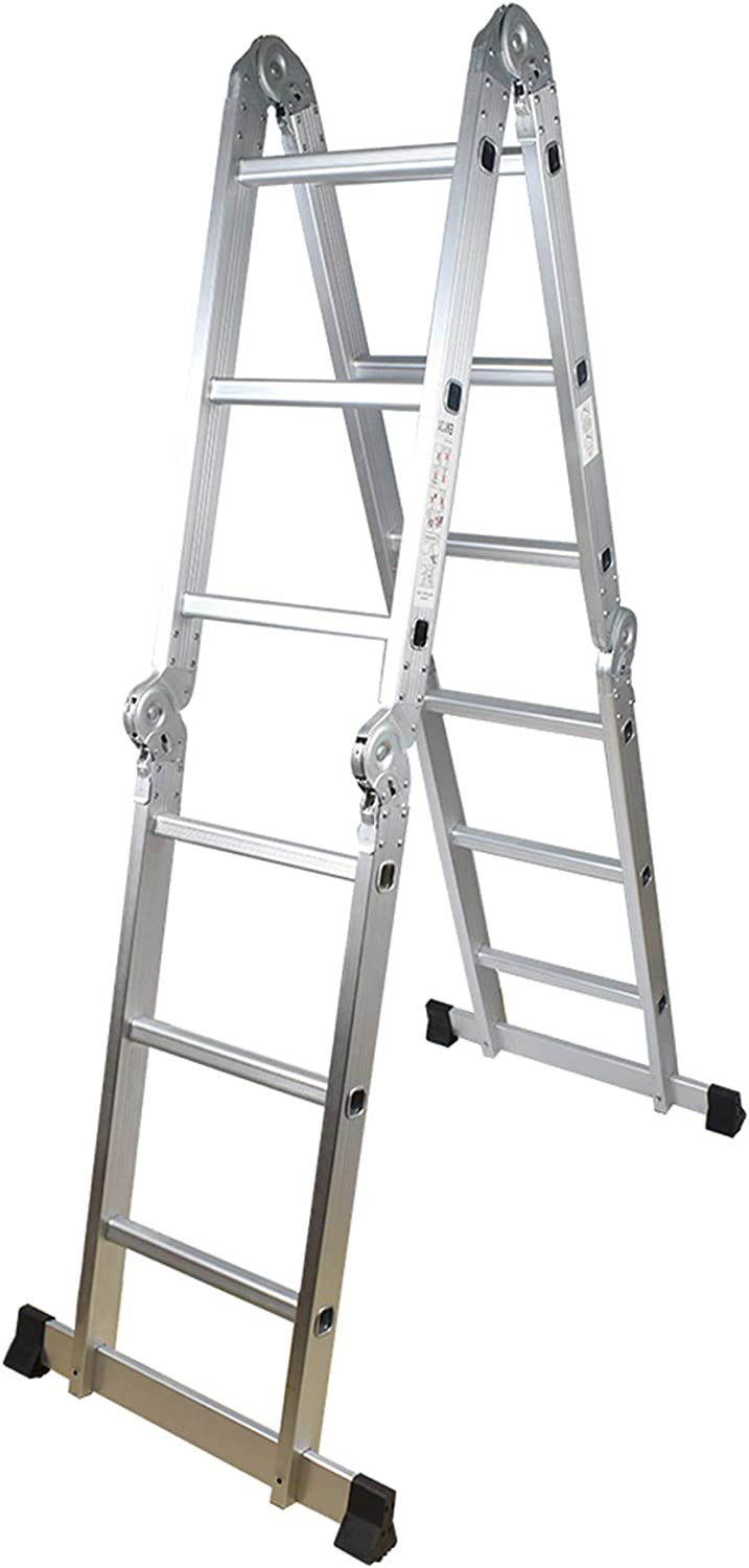 netuera Extension Ladder Challenge the lowest price of Japan ☆ Folding A surprise price is realized Step Us Aluminum Multi -
