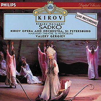 Rimsky-Korsakov: Sadko