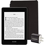 Kindle Paperwhite Essentials Bundle including Kindle Paperwhite - Wifi with Special Offers,...