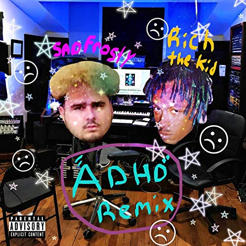 ADHD Freestyle Remix (feat. Rich The Kid) [Explicit]