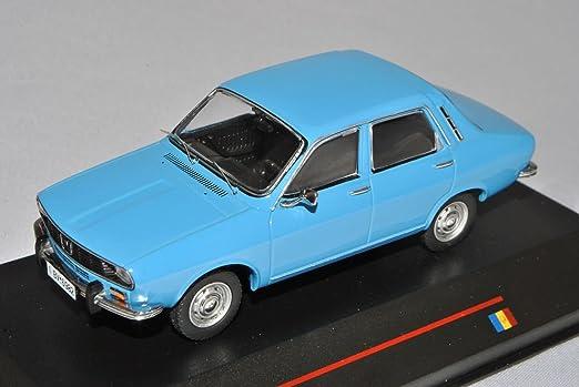 Ixo Dacia 1300 Limousine Blau 1969 Ist 181 1 43 Modell Auto Mit Individiuellem Wunschkennzeichen Spielzeug