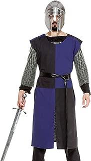 ThePirateDressing Medieval Renaissance Pirate Viking LARP Mens Costume Tunic