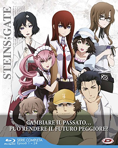 Steins Gate The Complete Series (Eps 01-25)(Box 4 Br)