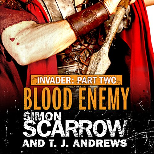 Invader: Blood Enemy  audiobook cover art