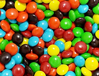 Lolliland Mixed Chocolate Buttons, 1 kg