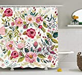 Ambesonne Shower Curtain