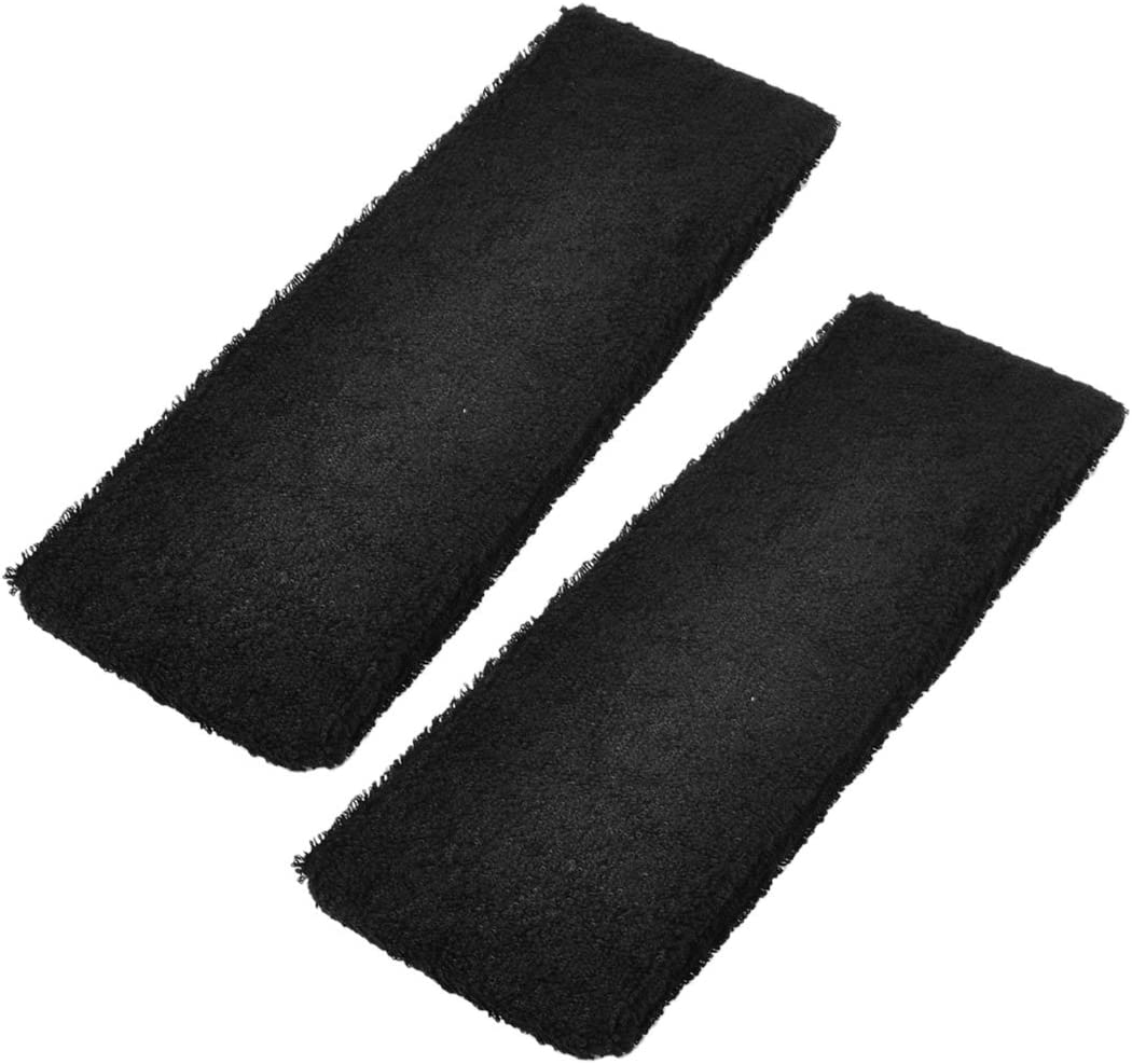 uxcell Runner Exercise Protective Elastic Sweat Absorbent Head Band 2 Pcs
