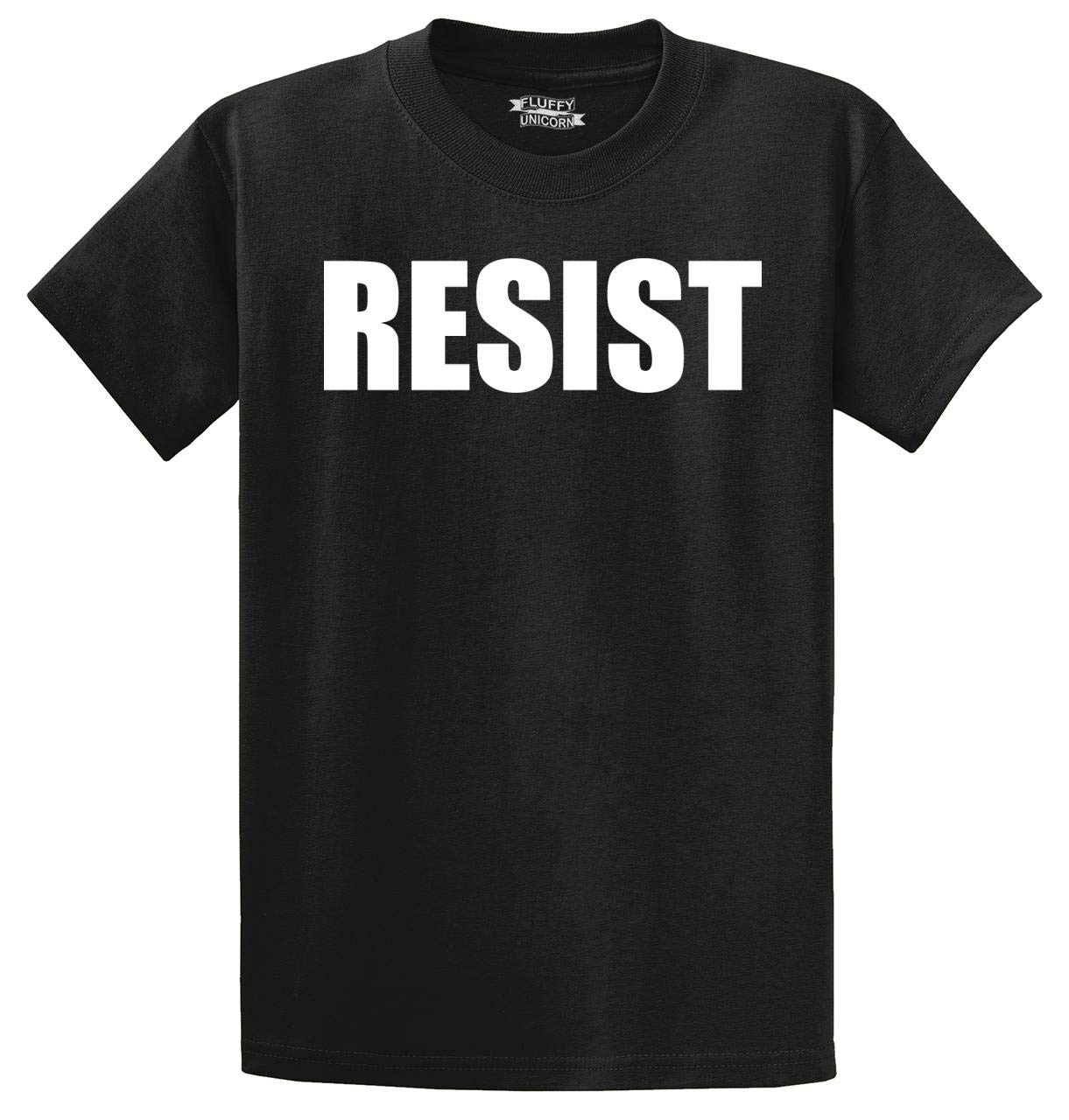 Comical Shirt Men's Resist Tee Anti Donald Trump Political Protest Trump T-Shirt