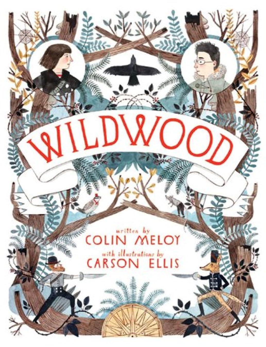名詞ピルファー醸造所Wildwood (Wildwood Chronicles Book 1) (English Edition)