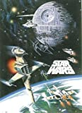Star Wars Poster Space Battle (69,9cm x 96,3cm) + 1